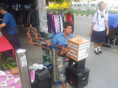music Bangkok Thailand