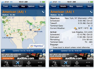 FlightView Free iPhone app available for download