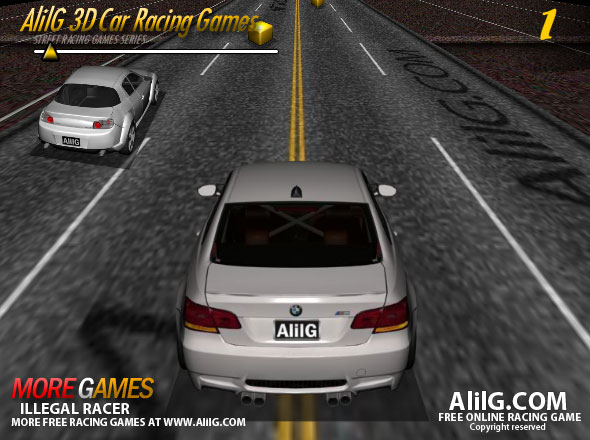 games online car racing 3d
