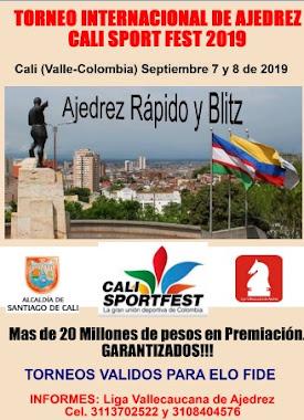 IRT AJEDREZ RAPIDO Y BLITZ SPORT FEST 2019 (Dar clic a la imagen)