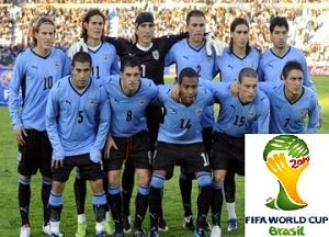 Jadwal & Prediksi Uruguay vs Kosta Rika, Piala Dunia 2014 Grup D
