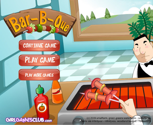Bar-B-Que flash game