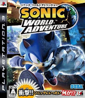 Sonic World Adventure &#8211; PS3