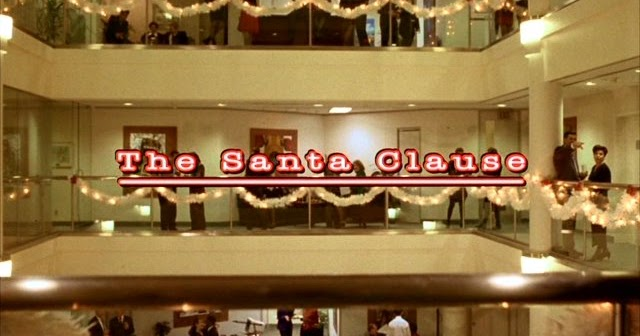 Shameless Pile Of Stuff Movie Review The Santa Clause