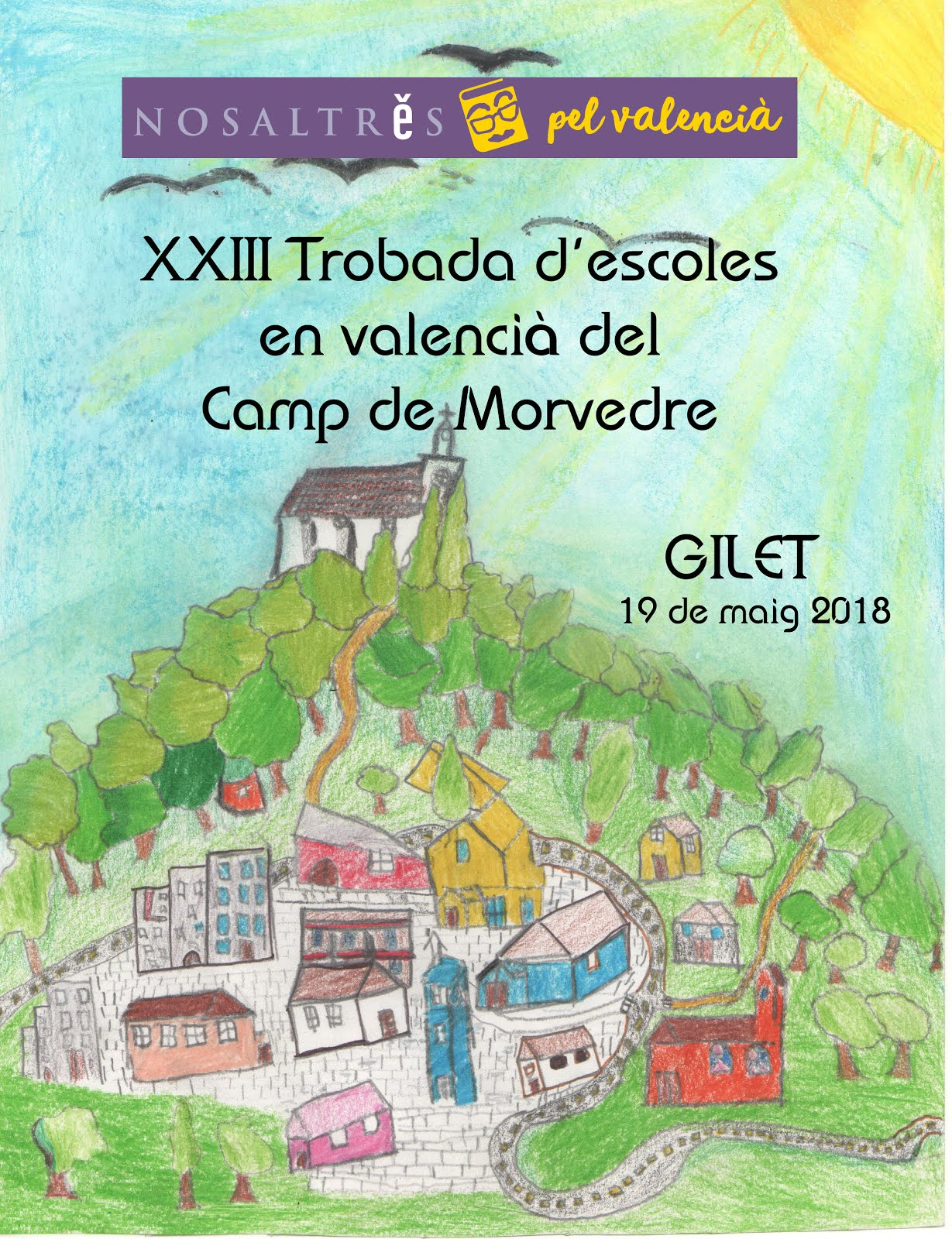 Trobada a Gilet 2018