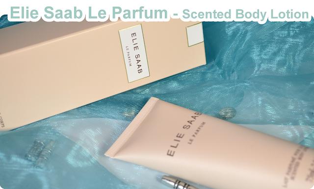 Douglas Box im Dezember 2013 - Elie Saab Le Parfum Scented Body Lotion