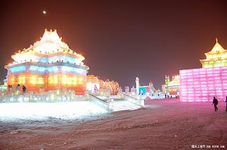 صور مباني بالكامل الثلج يمكنك