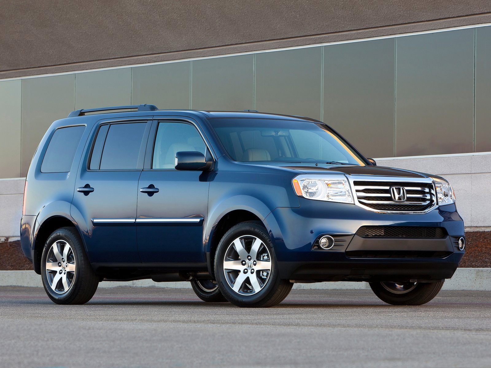 2012 Honda Pilot Japan Automobiles Photo Wallpapers