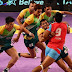 Jaipur outclass Patna in one sided affair:Pro Kabaddi League 1st semi final