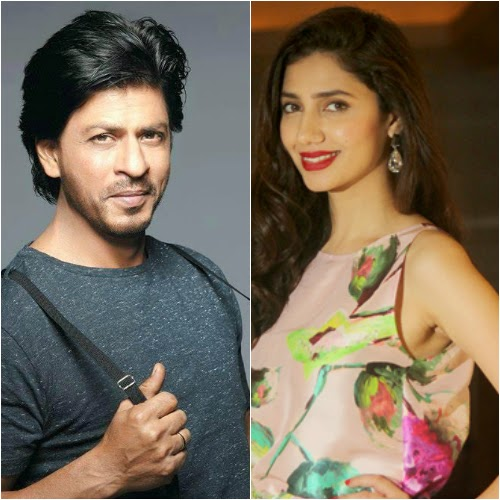 Shah Rukh Khan's leading lady in RAEES (Mahira Khan)