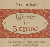 proximos retos: 1º winter in blogland