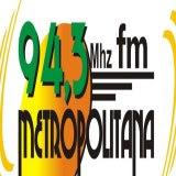 ouvir a Rádio FM Metropolitana 94,3 Barcarena PA