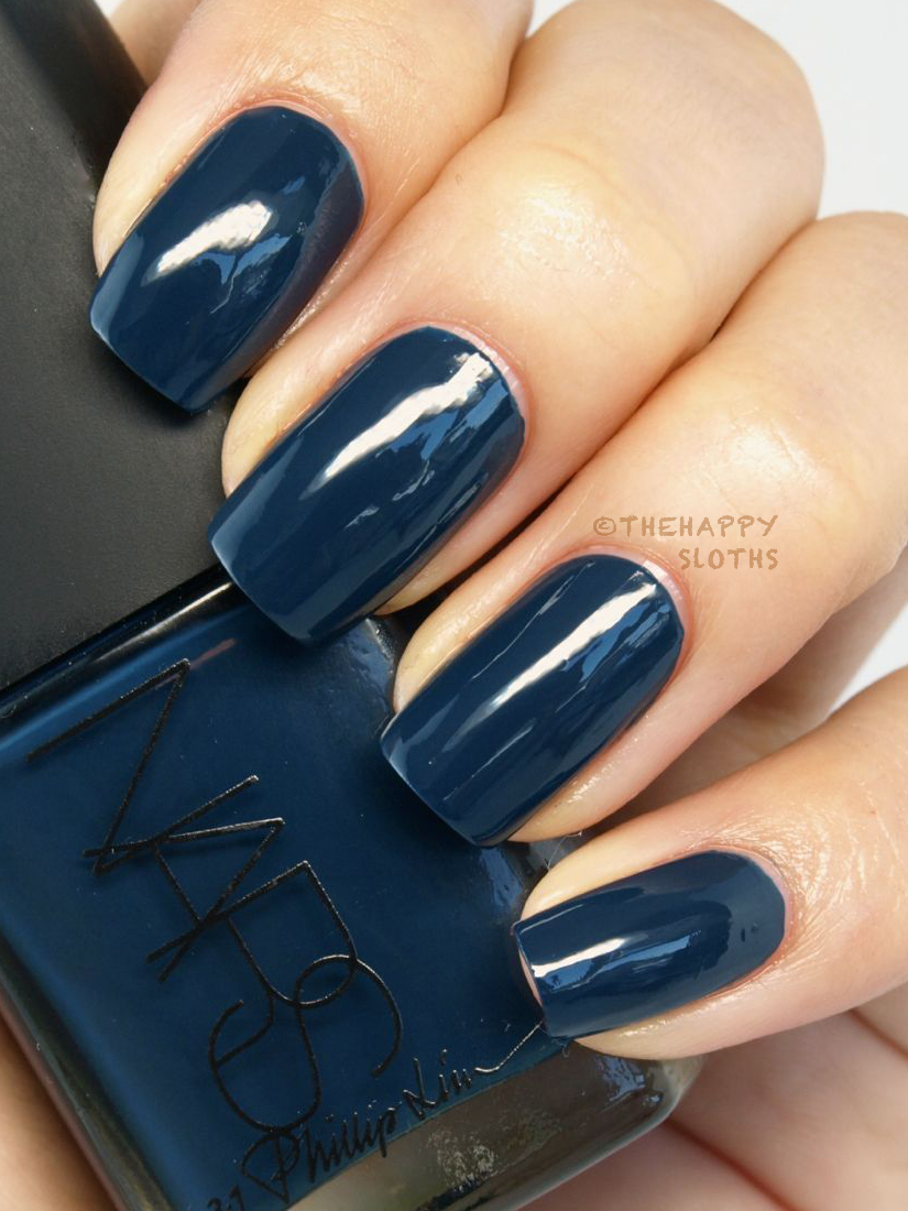 NARS 3.1 Phillip Lim Collection Nail Polish in Dark Room: Review and Swatches