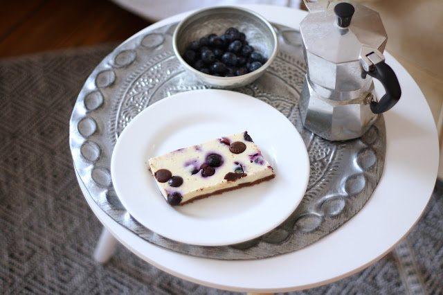 Blueberry Cheeseacke