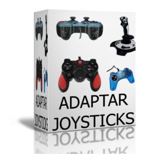 Como adaptar Joysticks para PC