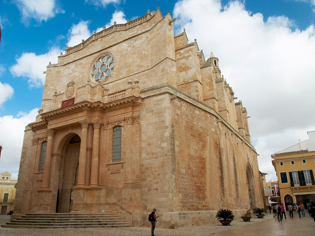 Menorca, Catedral de Santa Maria, Ciutadella