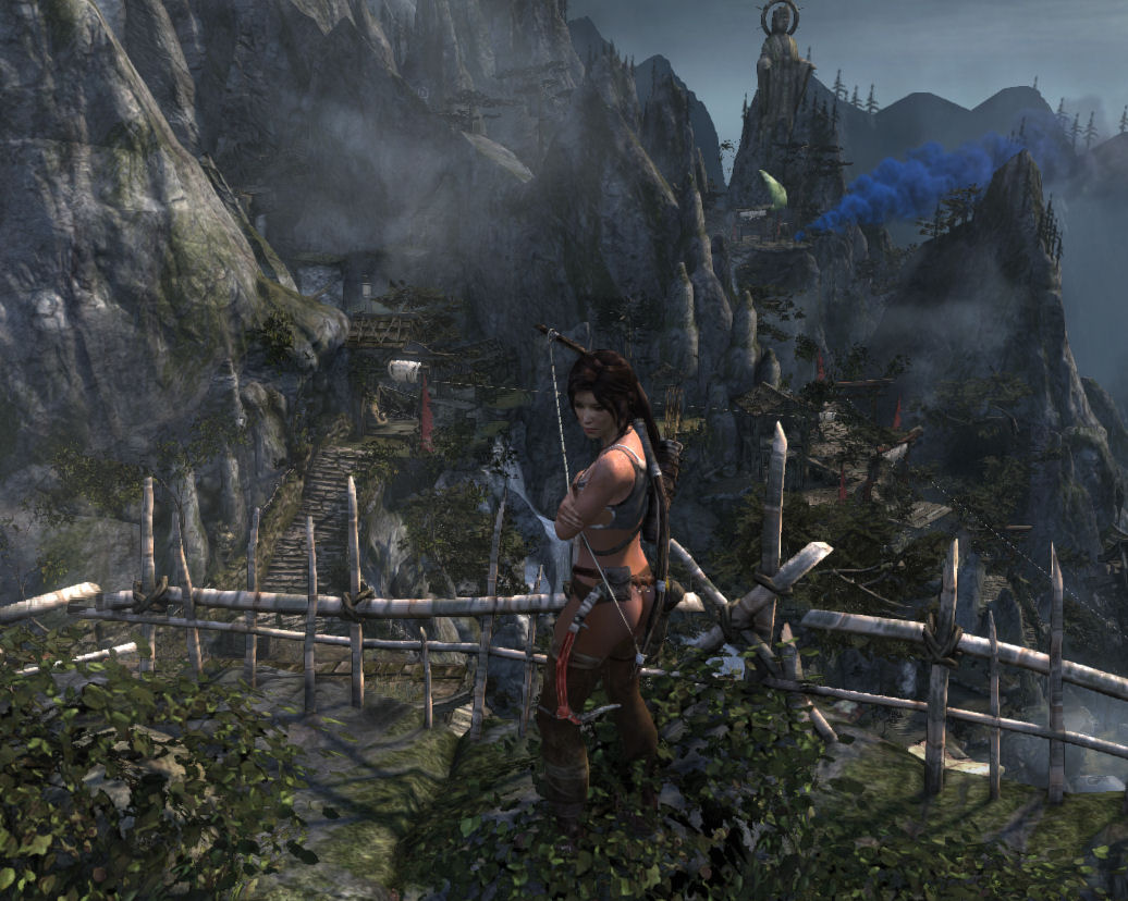 Tomb Raider 2013 Патч