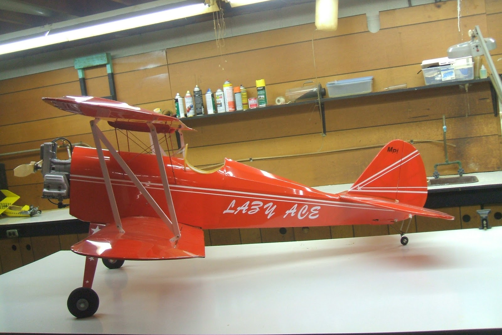 Lazy Ace-RCM-11-77 706 - Plans - AeroFred Model Airplane Free Plans