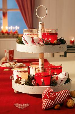 4bildcasa suggerimenti per la tavola di natale parte prima for Decorazioni tavola natale