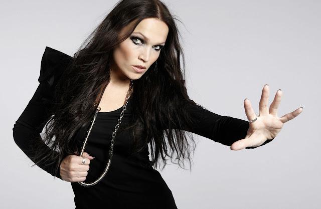 Tarja Turunen,Nightwish,singer