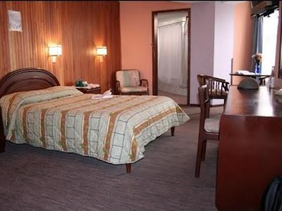 Hoteles en Ambato Hotel de las Flores