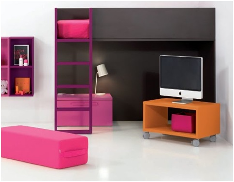 MINIMALIST BEDROOMS FOR CHILDREN MINIMALIST DORMS FOR GIRLS