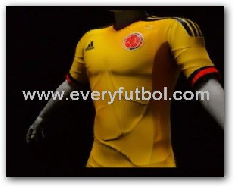 Estas son las dos opcines para ser la nueva camiseta de la seleccion ...