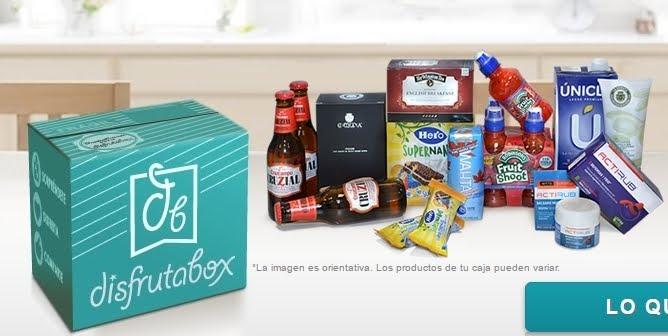 tu primera disfrutabox por 5, 99 euros