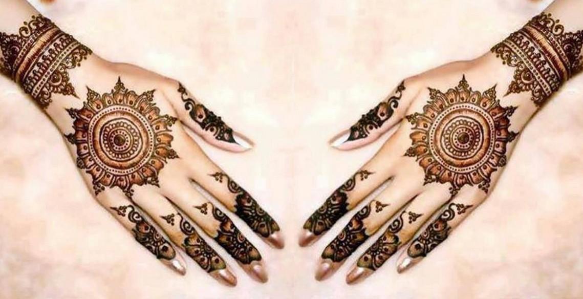 Mehndi Designs For Feet And Hands : Mehndi henna designs for hand imehndi