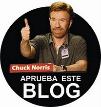 Chuck ama este blog
