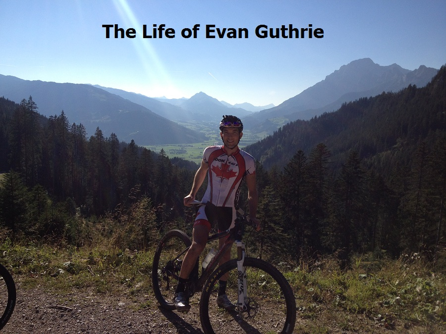 The Life of Evan Guthrie