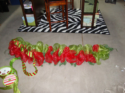 Decorative Mesh Ribbon Ideas