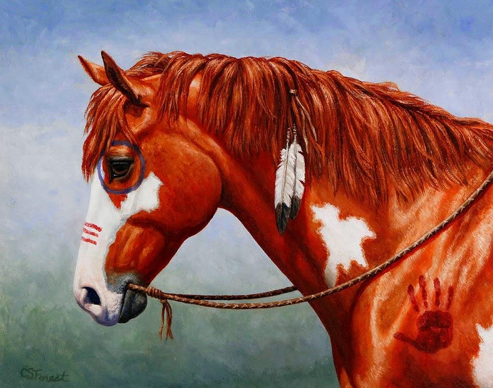 pinturas-de-cuadros-de-caballos-al-oleo