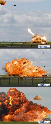 Juruterbang Yang Terselamat Dari Kecelakaan Pesawat