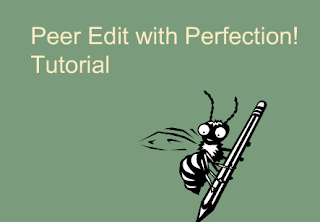 Peer Edit with Perfection
