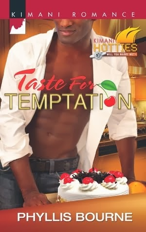 Taste for Temptation <br>Phyllis Bourne <br> Buy Now