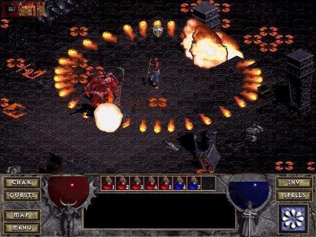 Diablo I (Expansion) : Hellfire PC Game