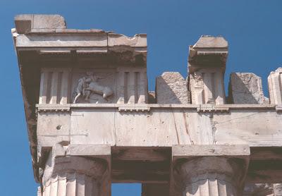 Mimi's Suitcase: The Acropolis of Athens