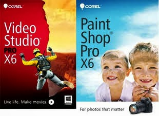 Corel Photo Video Suite X6 v16.1