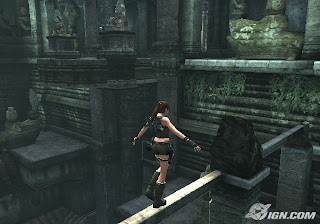 Tomb Raider: Underworld (USA) Wii