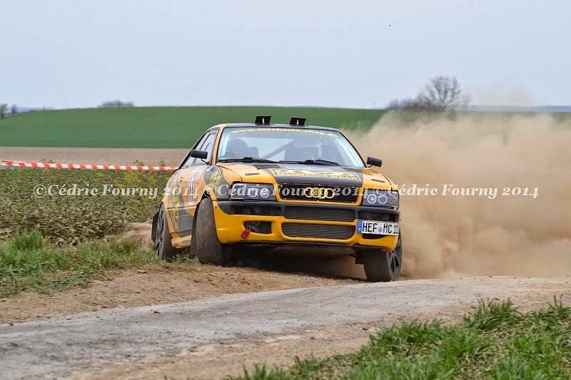 Rallye des Ardennes 2014