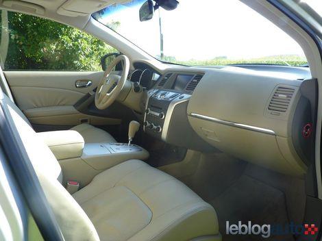 Tecnologies Tips Review: Test Nissan Murano 2.5L dCi diesel in America