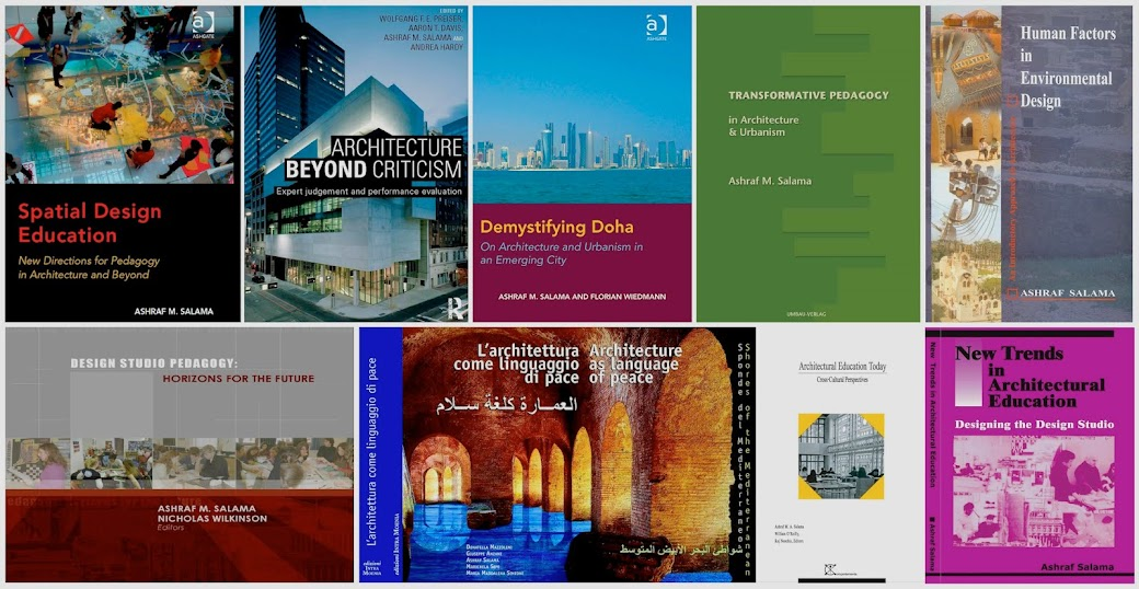 Authored and Co-Edited Books