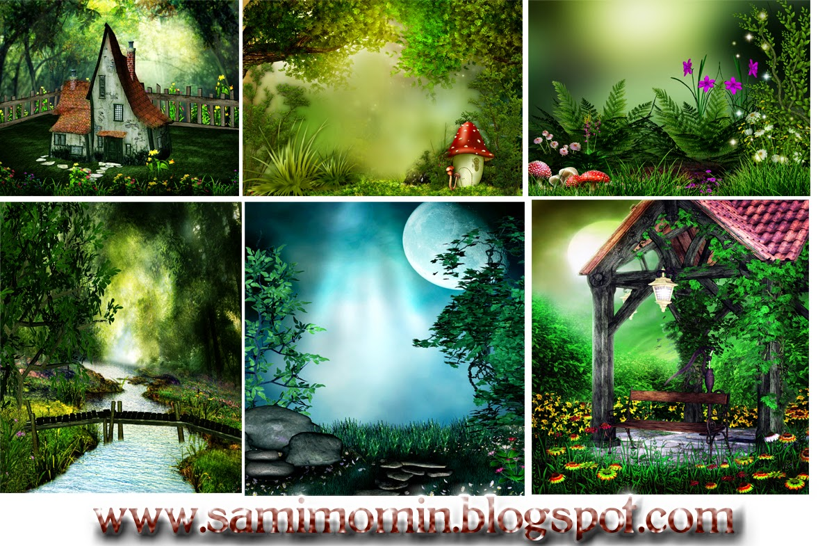 Nice High Quality Backgrounds for Adobe Photoshop