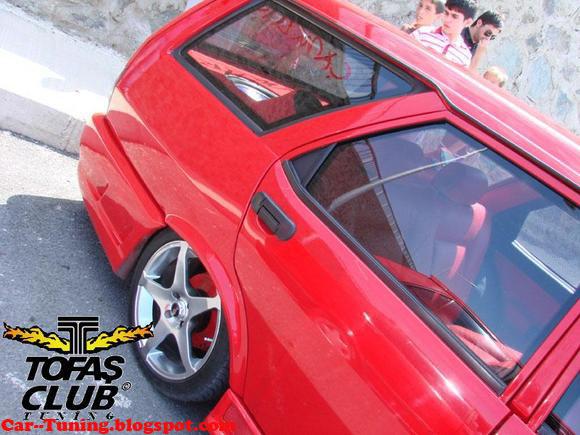 Modifiye Kartal Slx Araba Araba