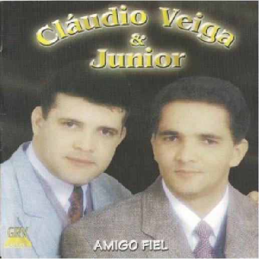 Cla�dio Veiga e Junior - Amigo Fiel - Voz e Playback