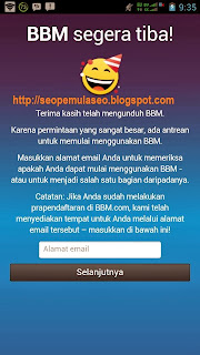 BBM Android, BlackBerry ID