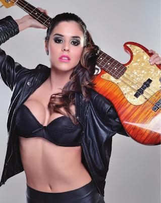 hotSilvia Santander Paraguayan model