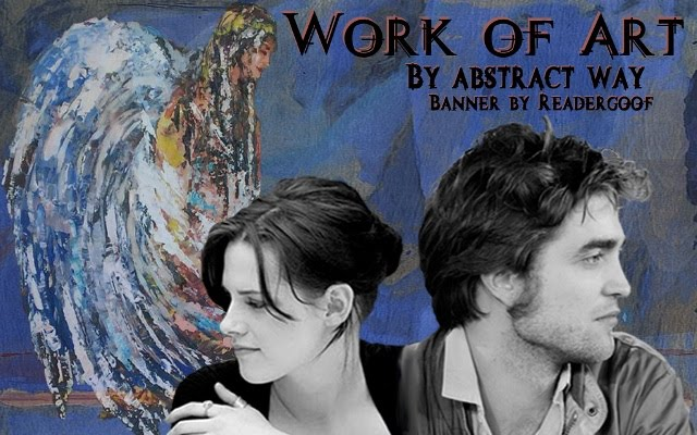 Work of Art Banner