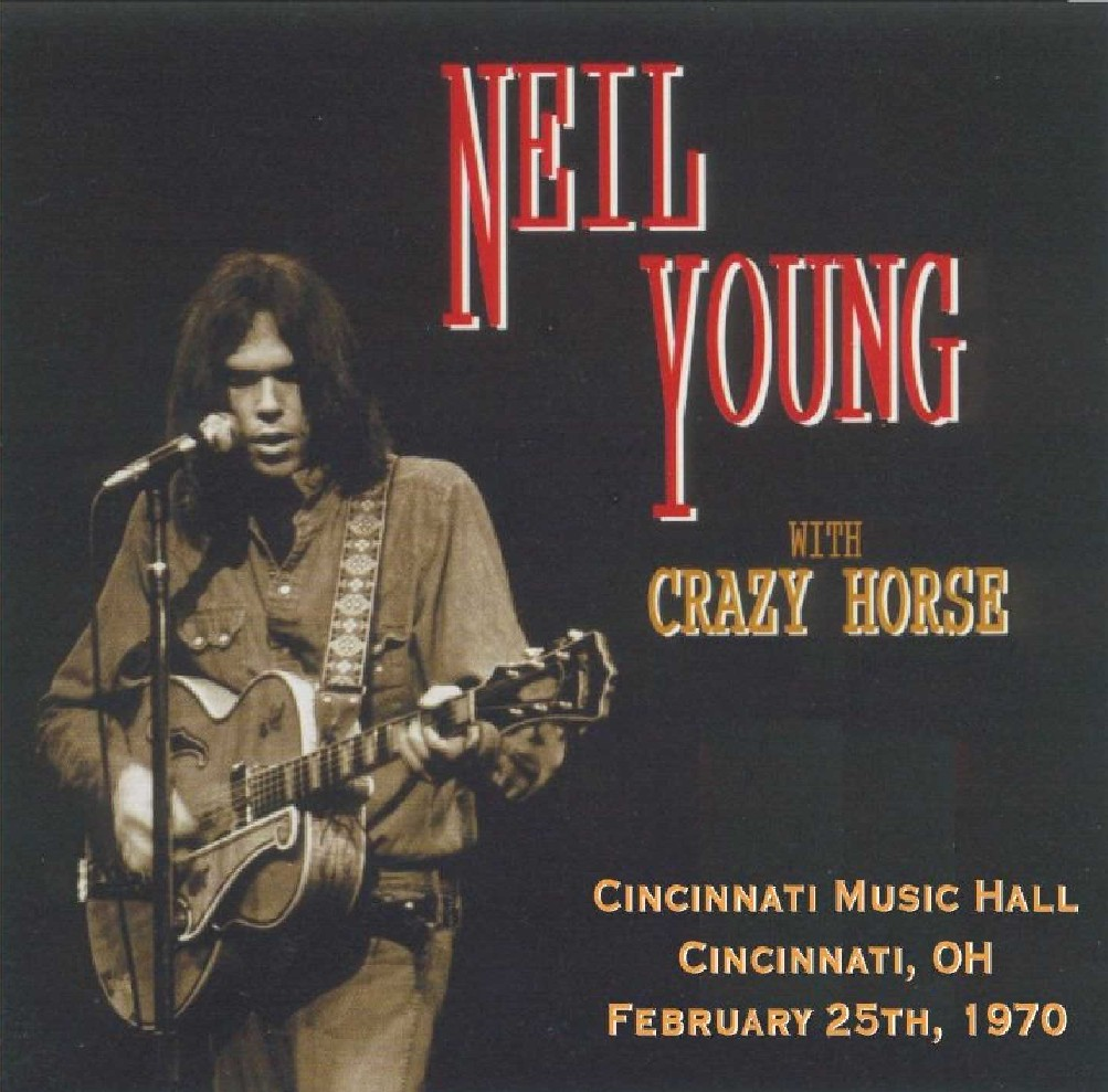 Neil Young & Crazy Horse - USA 1987 (Electric Set)